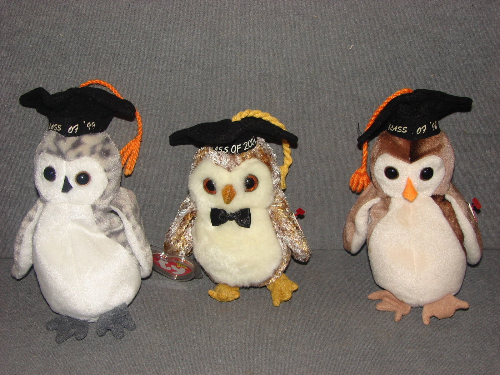 4ec167b5e4c Ty Beanie Babies  5 Graduation Owls 1998 and similar items
