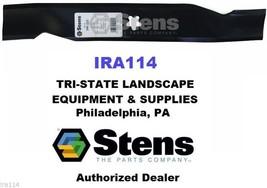 "STENS (1) HI LIFT BLADE #340-222 ROTARY 15-9907 48"" DECK FITS AYP Craftsman - $18.75"