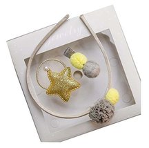 3 PCS Flower Hairpin Gift Set Lovely Jewelry Clip Hair Headdress-B3 - $14.77