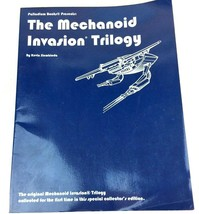MECHANOID INVASION TRILOGY RPG 1st Ed Palladium Megaverse Roleplaying Co... - $14.84