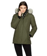 Mackage Women's Danika Lux Fitted Down Jacket with Fur Hood - $976.23+