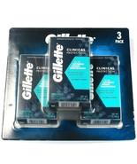 3Pk Gillette Clinical Protect Ultimate Fresh Soft Solid Antiperspirant D... - $28.99