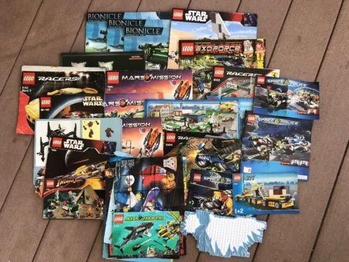 Bionicle Block 2000s 4 Listings