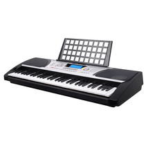 931 dual keyboard 61 keys electronic electric keyboard piano organ with touch response thumb200