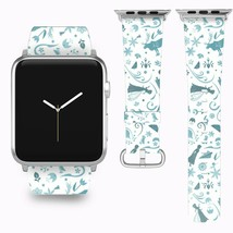 Frozen II 2 Apple Watch Band 38 40 42 44 mm Disney 5 1 2 3 4 Wrist Strap 1 - $24.99+