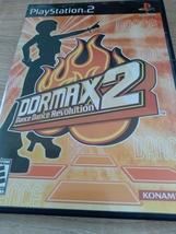 Sony PS2 DDRMAX 2: Dance Dance Revolution (no manual) image 1