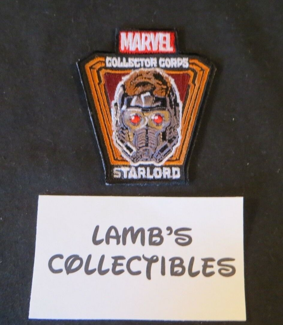 Primary image for Marvel Collector Corps Guardians of the Galaxy Vol 2 Star-Lord patch only