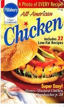 Pillsbury Classic Cookbooks, All-American Chicken, June 1997 #196 - $2.25