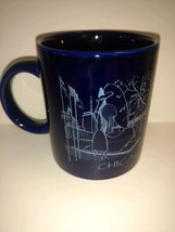 Coffee mug from Chicago my kind of town blue - $22.76