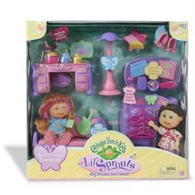 Cabbage Patch Kids Lil Sprouts Sleep Over Party - $56.99