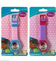Disney Doc McStuffins LCD Watch Boys Girls Wristwatch LCD Digital Watche... - $49.49