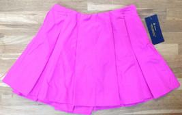 Ralph Lauren Pleated Taffeta Skirt, Pink, Size 3/3T - $24.74