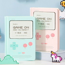 Hard Cover Cute Journal Notebook Paper Diary School Planner Gift 384 Pages - $23.79