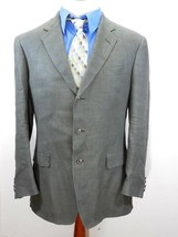POLO RALPH LAUREN Mens 40L/40 L Wool OLIVE GREEN 3 Button Suit Jacket US... - $25.37