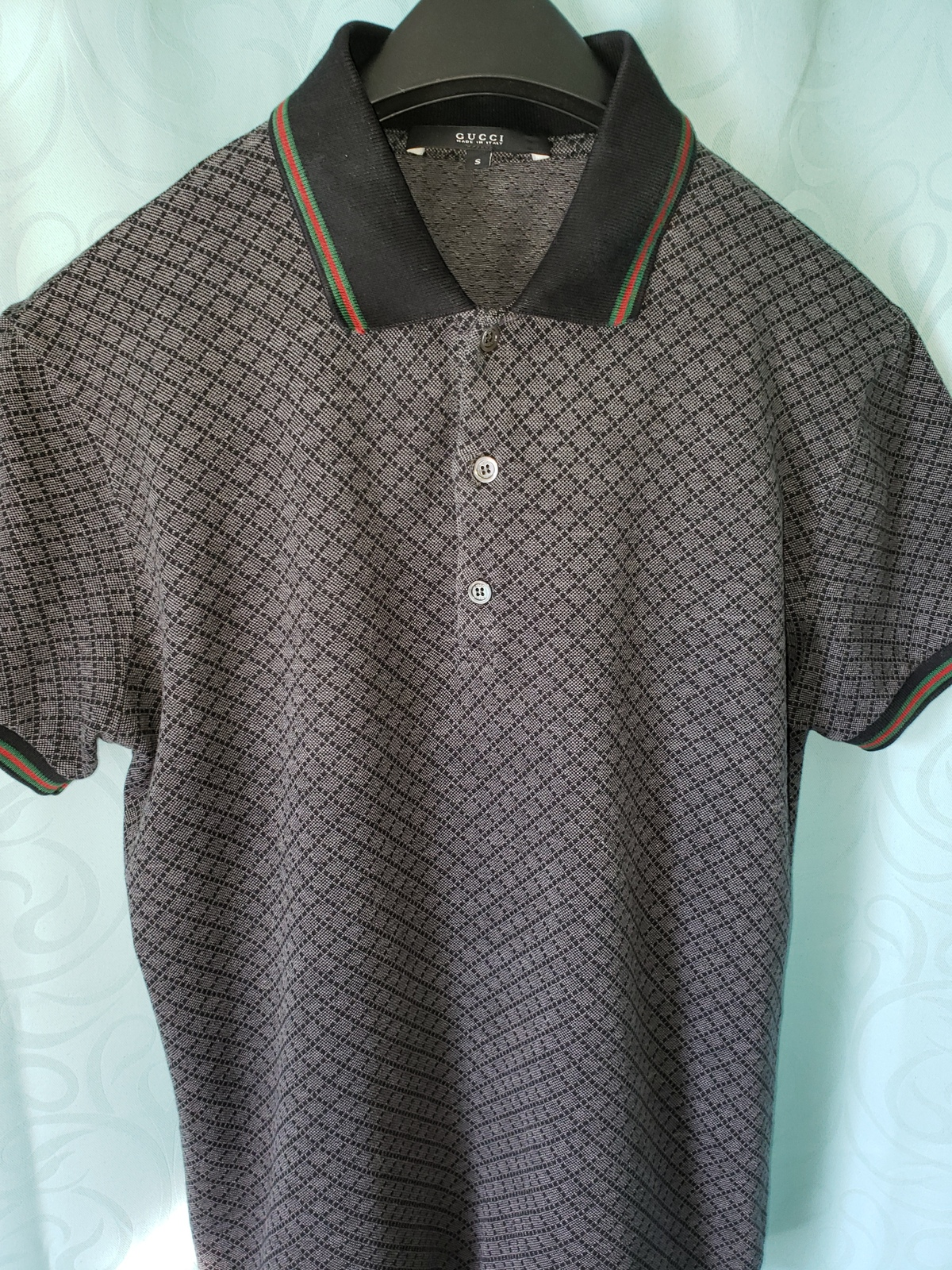 79489d9ccf4b Polo with Gucci patch Source · Gucci Polo Shirt 42 customer reviews and 5  listings