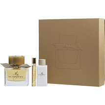 Burberry My Burberry 3.0 Oz Eau De Parfum Spray Gift Set image 5