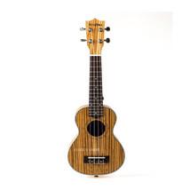 Naomi Zebrawood Ukulele 23 inch high quanlity  concert Guitar ukuleles  ... - $64.99