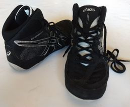 tennis black New Asics men's boys Snapdown Wrestling athletic Sz Shoe 7 qxwZzTXx