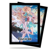 Ultra Pro Force of Will Alice Deck Protector Sleeves, Small, Black/White - $6.62
