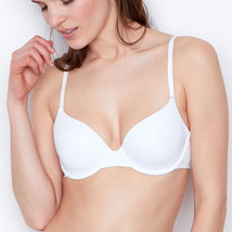 Women Plus size Underwired Padded thin Microfibre Smooth T-shirt Bra H219 - $9.90