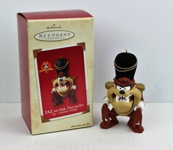 Hallmark Keepsake Looney Tunes Taz as the Nutcracker Christmas Ornament, 2003 - $9.95