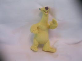 """2009 Sid the Sloth Ice Age Dawn Of The Dinosaurs #6 3 1/2"""" Tall Action F... - $6.50"""