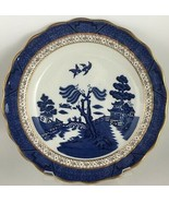Royal Doulton Real Old Willow Salad plate - $15.00