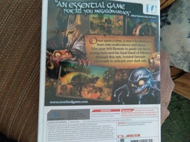 Nintendo Wii OverLord: Dark Legend image 2