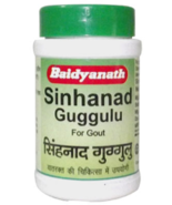 80 Tablets Baidyanath Singhnad Guggulu Stiffness,PaiN&Swelling of Joints... - $13.59