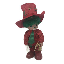 """Precious Moments Disney Parks Exclusive Christmas Blessing Hobo 12"""" Boy ... - $35.49"""