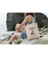 Crazy Funny Knitter Graphic Design Eco Tote Bag - $29.50