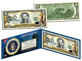 GERALD FORD * 38th U.S. President * Colorized $2 Bill US Genuine Legal T... - $13.81