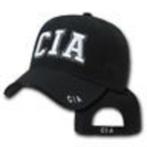 Cia Central Intelligence Agency Police Hat Cap - $31.58