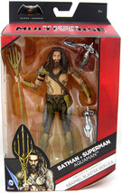 AQUAMAN 6 inch figure DC comics MULTIVERSE DAWN OF JUSTICE exclusive  l... - $24.73