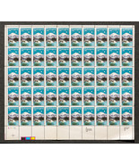 Washington Statehood Stamp 1889, Sheet of 25 cent stamps, 50 stamps total - $15.00
