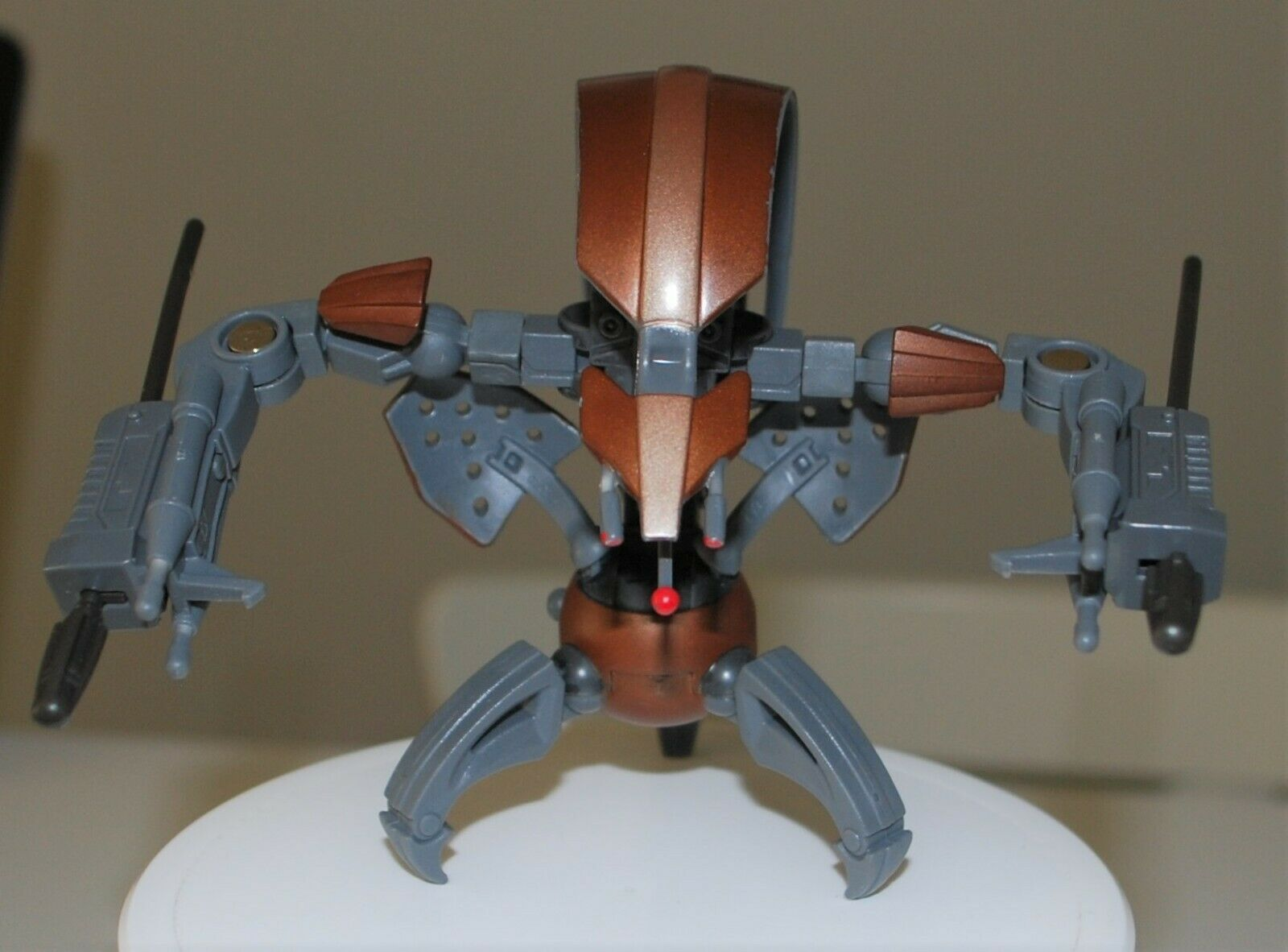 """DESTROYER DROID The Clone Wars STAR WARS 3.75"""" Action Figure"""