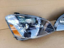 05-06 Nissan Altima 3.5 SE-R  Xenon Headlight Head Light Lamps Set L&R image 4