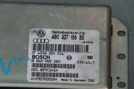 Audi A6 Quattro Tcm Transmission Computer Control Module 4b0-927-156-bs image 2
