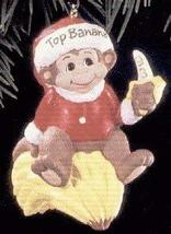 Hallmark Keepsake Ornament - Top Banana 1993 (QX5925) - $4.95
