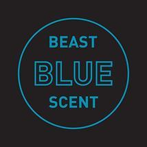 Beast Blue Hand Wash - Lightly Exfoliating Natural Lava Rock, Green Tea & Beast  image 2
