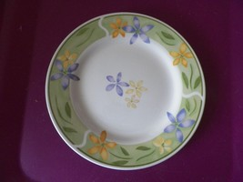 Oneida Botanical Flowers salad plate 3 available - $1.98