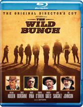 Wild Bunch (Blu-Ray/Ws-2.40/Eng-Sdh/Eng/Fr/Lt-Sp/Sub)