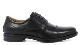 Florsheim Midtown Cap Toe Black Mens Oxford Shoes [12138 001] - $87.95