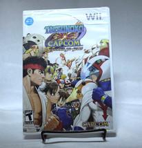 Tatsunoko Vs Capcom Ultimate All-Stars Nintendo Wii SEALED NEW NIB - $96.74