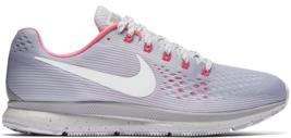 Nike Women's Air Zoom Pegasus 34 BeTrue Shoes Size 9 - Gray White 899474... - $1.870,19 MXN
