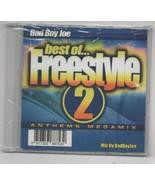 Bad Boy Joe Freestyle Megamix Vol.2 CD Stevie B, LiL Suzy, Cover Girls, ... - $14.45
