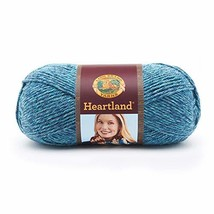 Lion Brand Yarn Heartland Yarn, Glacier Bay - $12.60