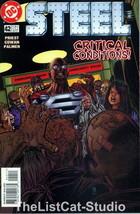 CMC-STL42 Vintage Comic Steel Trauma No 42 Sep 1997 - $3.95