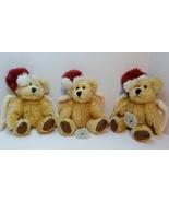 Boyd's Bears Bearwear Ornaments Christmas Angels QVC Retired 1999 - $14.00