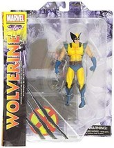 Marvel Select Wolverine Action Figure by Diamond Comic Distributors Ship... - $36.99